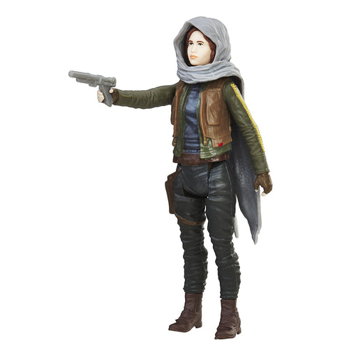 Star Wars Jyn Erso (Jedha) Force Link 3.75