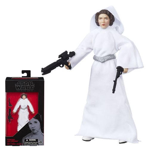 Star Wars The Black Series Princess Leia Organa 6 Inch