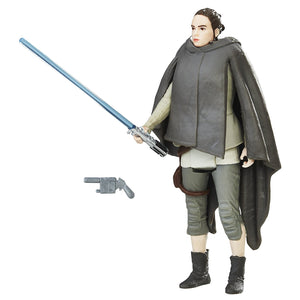 "Star Wars Rey (Island Journey) Force Link 3.75"" Figure"