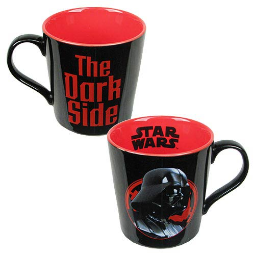 Star Wars Vader Dark Side 12 oz. Ceramic Mug