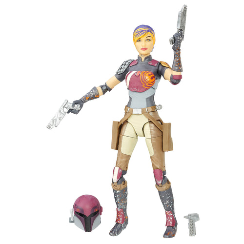Star Wars The Black Series Sabine Wren  6-inch Action Figure