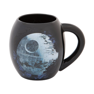 Star Wars Death Star 18 oz. Ceramic Oval Mug That's No Moon