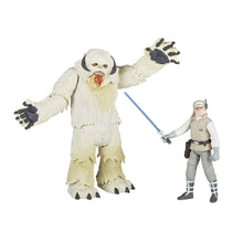 Star Wars Force Link 2.0 Wampa and Luke Skywalker (Hoth) Figure