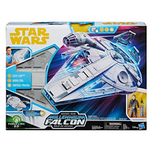 Star Wars Solo Force Link 2.0 Kessel Run Millennium Falcon with Han Solo Action Figure