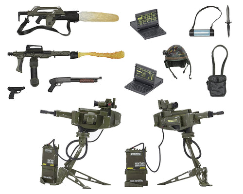 Aliens USCM Arsenal Weapons Action Figure Accessory Pack