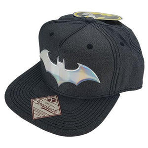 Batman Iridescent-Weld Snapback Hat