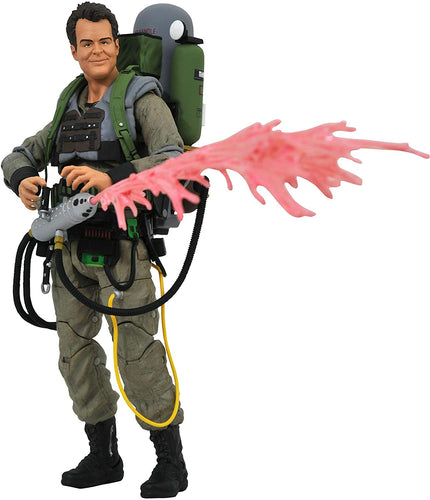 DIAMOND SELECT TOYS Ghostbusters 2 Slime-Blower Ray Stanz Action Figure
