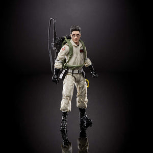 Ghostbusters Plasma Series Egon Spengler Toy 6-Inch-Scale Collectible Classic 1984 Ghostbusters Action Figure, Toys