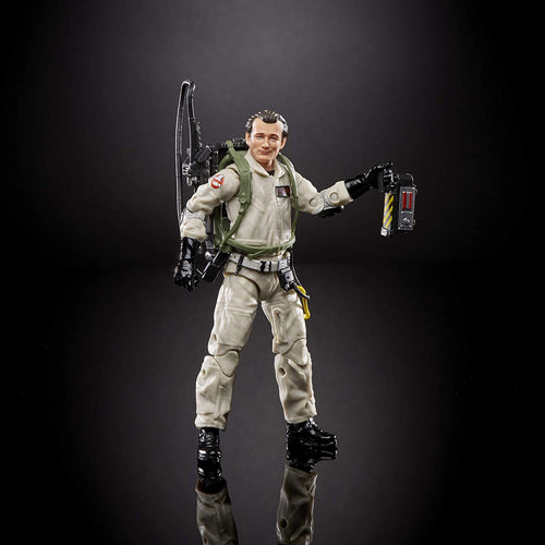 Ghostbusters Plasma Series Peter Venkman Toy 6-Inch-Scale Collectible Classic 1984 Ghostbusters Action Figure