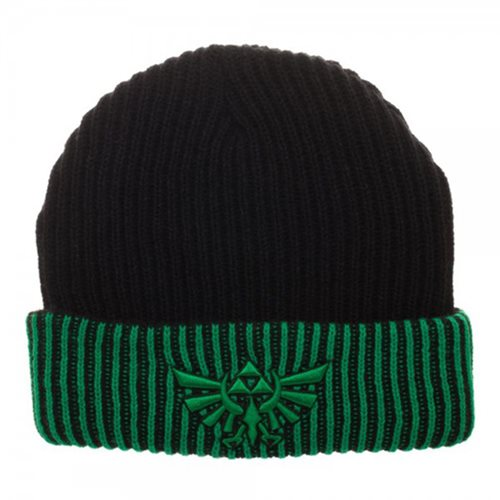 Legend of Zelda Logo Reversible Beanie