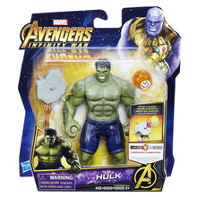 Marvel Avengers Infinity War Hulk with Infinity Stone