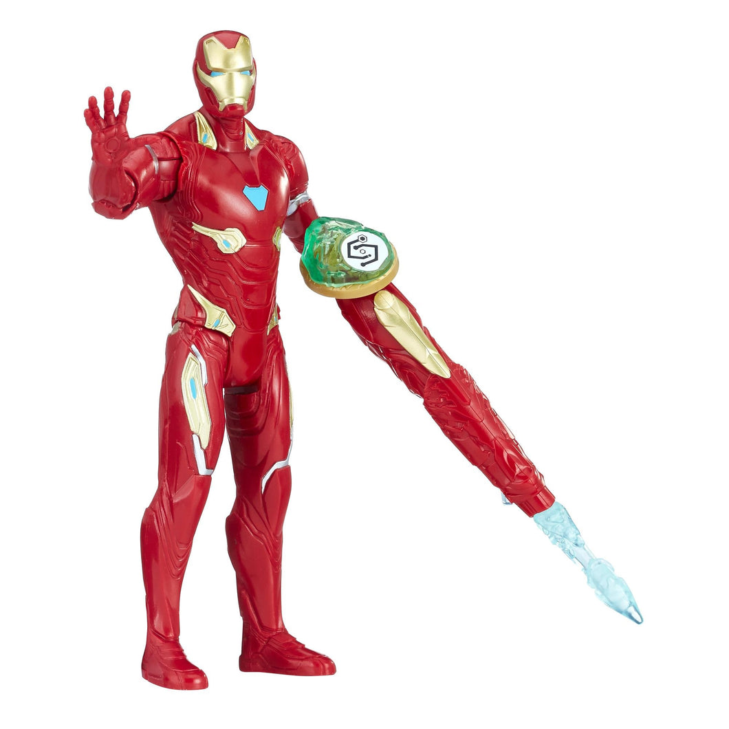 Marvel Avengers Infinity War Iron Man with Infinity Stone
