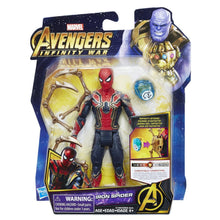 Marvel Avengers Infinity War Iron Spider with Infinity Stone