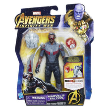 Marvel Avengers Infinity War Marvel's Falcon with Infinity Stone