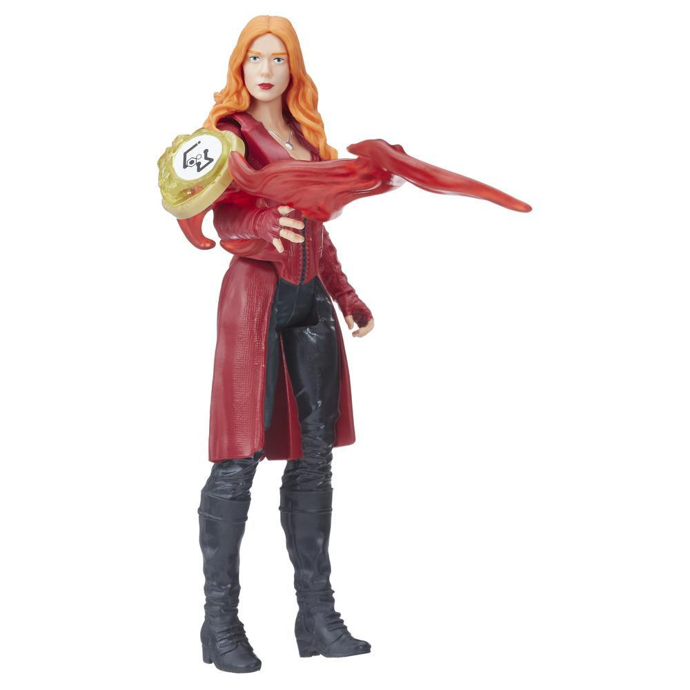 Marvel Avengers Infinity War Scarlet Witch with Infinity Stone