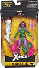 "Marvel Hasbro Legends Series 6"" Collectible Action Figure Blink Toy (X-Men Collection)"