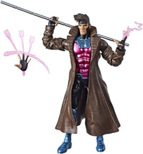 "Marvel Hasbro Legends Series 6"" Collectible Action Figure Gambit Toy (X-Men Collection)"