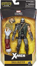 "Marvel Hasbro Legends Series 6"" Collectible Action Figure Skullbuster Toy (X-Men Collection)"