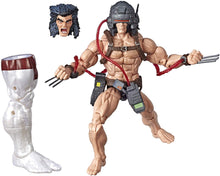 "Marvel Hasbro Legends Series 6"" Collectible Action Figure Weapon X Toy (X-Men Collection)"
