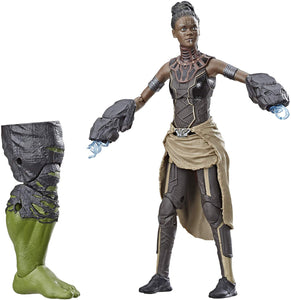 "Marvel Legends Black Panther Shuri 6"" Collectible Action Figure Toy"
