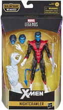 "Marvel Legends Series 6"" Collectible Action Figure Nightcrawler"