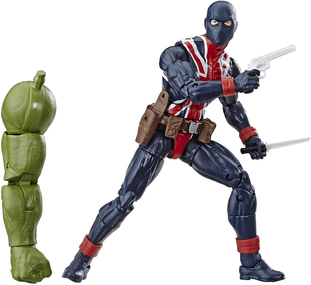 Marvel Legends Union Jack 6