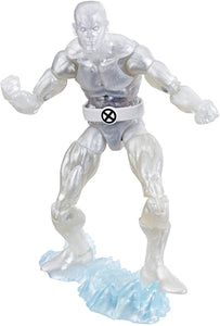 "Marvel Retro 6"" Iceman (X-Men) Action Figure Toy – Super Hero Collectible Series"