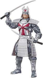 "Marvel Retro 6"" Silver Samurai (X-Men) Action Figure Toy – Super Hero Collectible Series"