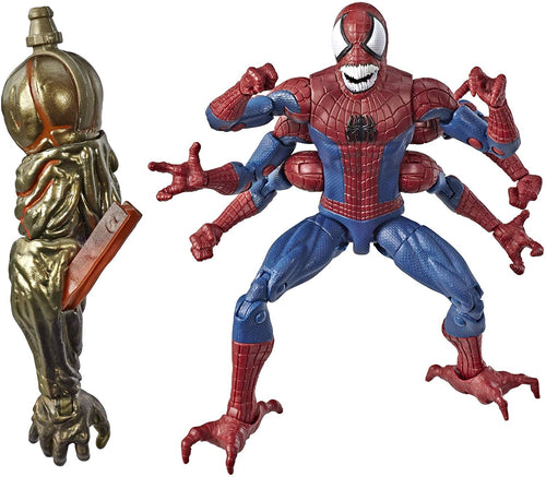 Marvel Spider-Man Legends Series 6
