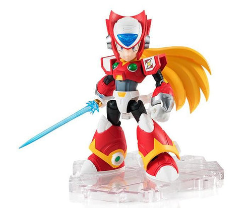 Mega Man X Zero NXEDGE Style Action Figure