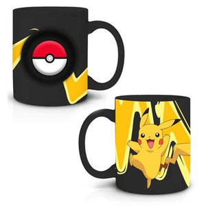Pokemon Pikachu Spinner Mug