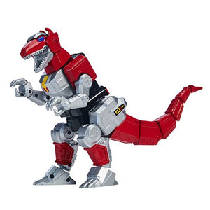 Power Rangers Legacy Deluxe Red Ranger Mighty Morphin T-Rex Zord with Figure