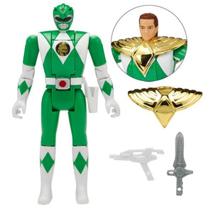 Power Rangers Legacy Green Ranger Action Figure