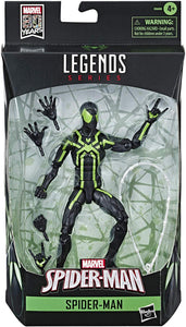 Spider-Man Marvel Legends 6-Inch Big Time Spider-Man Action Figure