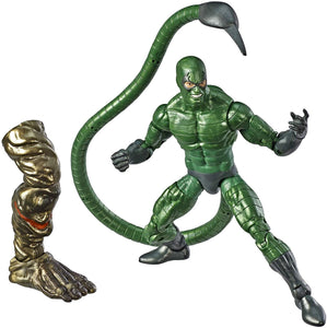 "Spider-Man Marvel Legends Series 6"" Marvel's Scorpion Collectible Figure"