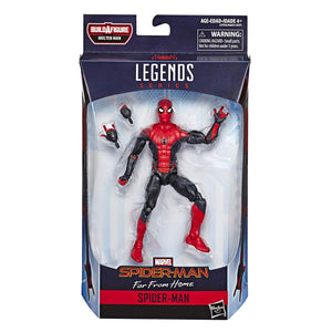 "Spider-Man Marvel Legends Series Far from Home 6"" Collectible Figure"