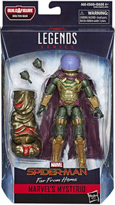 "Spider-Man Marvel Legends Series Far from Home 6"" Marvel's Mysterio Collectible Figure"