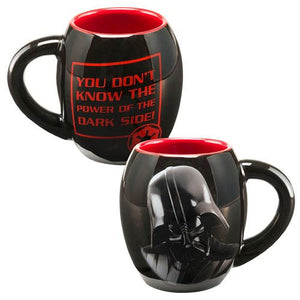 Star Wars Darth Vader 18 oz. Ceramic Oval Mug