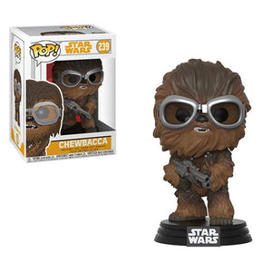 Star Wars Solo Chewbacca Pop! Bobble Head