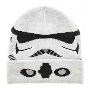 Star Wars Storm Trooper Cuff Beanie Hat