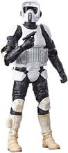 "Star Wars The Black Series Archive Biker Scout 6"" Scale Figure"