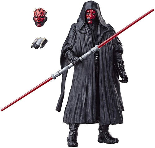 Star Wars The Black Series Archive Darth Maul 6