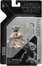 "Star Wars The Black Series Archive Yoda 6"" Scale Figure"