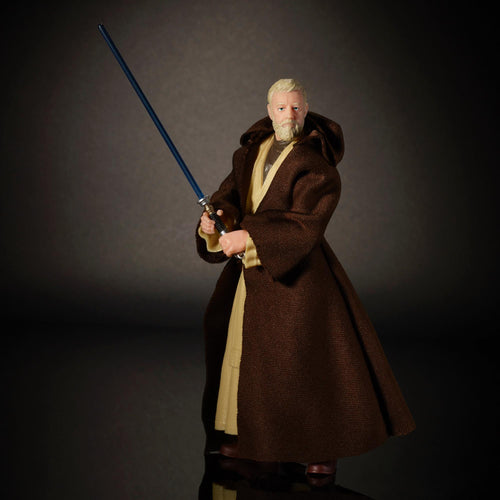 Star Wars The Black Series Obi‑Wan Kenobi 6 inch