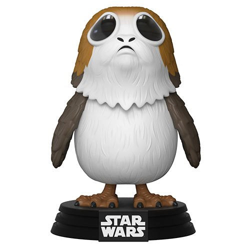 Star Wars The Last Jedi Sad Porg Pop! Vinyl Bobble Head
