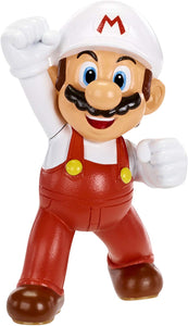 "World of Nintendo 3"" Fire Mario Figure"