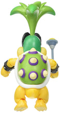 World of Nintendo 4 inch Iggy with Wand Toy Figure