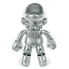 World of Nintendo 4 inch Metal Mario with Trophy  Figure