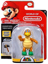 World of Nintendo 4 inch Hammer Bro Action Figure