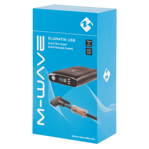 M-WAVE Accumulator Mini Pump Elumatik Usb